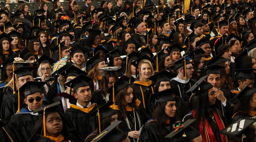 Brandeis Graduation 2020.Suffolk University Commencement 2020