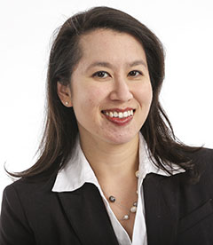 Associate Dean and Professor Leah Chan Grinvald
