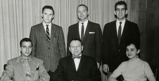 Business Club 1958